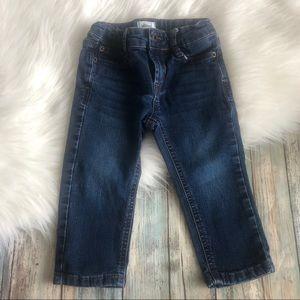 Baby Girl Hudson Jeans 18M EUC